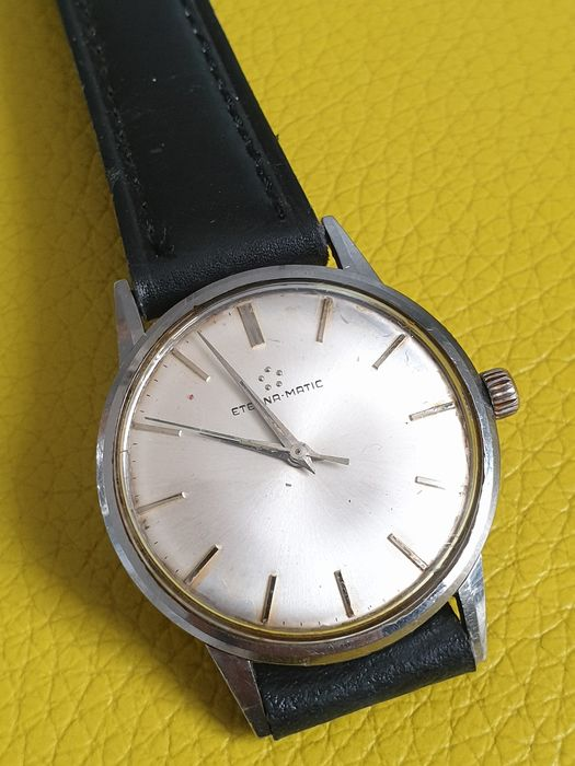 "Eterna-Matic - Calibre 1416 UD - ""NO RESERVE PRICE"" - Men - 1960-1969"
