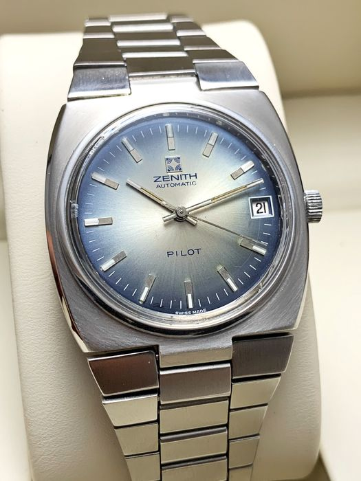 "Zenith - Automatic Pilot - ""NO RESERVE PRICE"" - Men - 1970-1979"