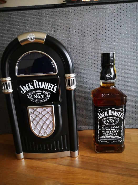 Jack Daniel's Old No 7 - Juke Box Edition - Original bottling - b. 2000s to today - 70cl