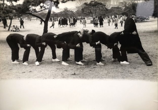 Paolo Di Paolo (1925) - Students, Japan 1963