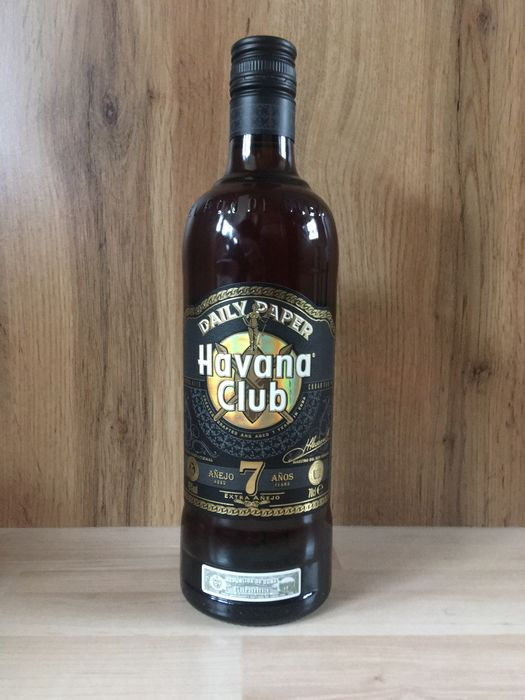 Havana Club - Daily Paper - b. 2019 - 70cl