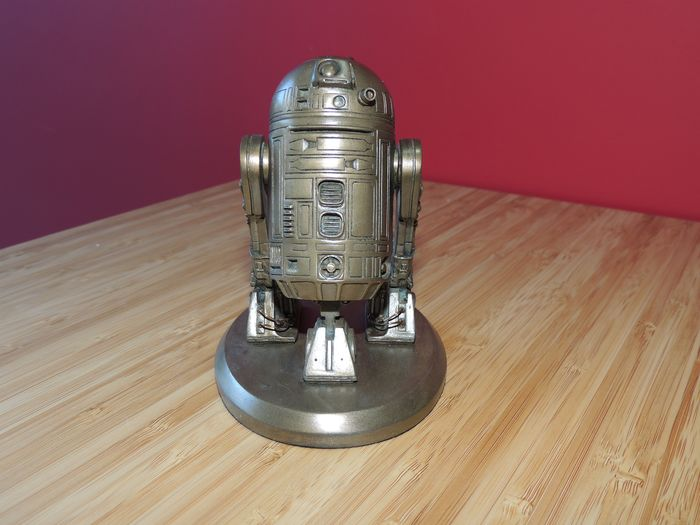 Star Wars - R2-D2 - 0771/2999 - Sculpted by Bombyx - with original box - Statuetta(e) Atlas Limited Edition