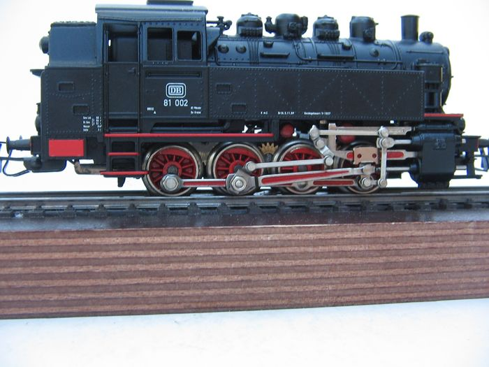 Märklin H0 - Uit set 29185 - Tender locomotive - BR 81 - DB