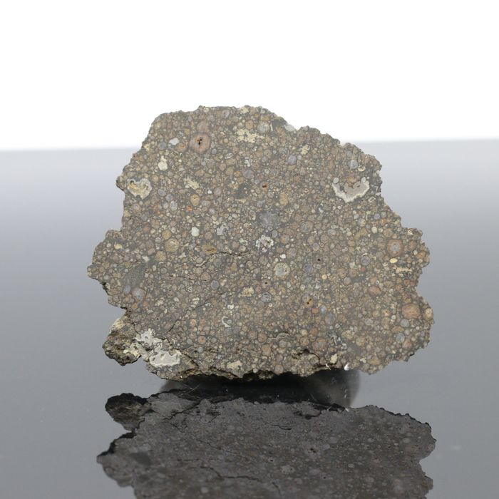 Condrita Carbonacea Type CV3, with CAIs (oldest substance in the Solar System) - 60.5 g