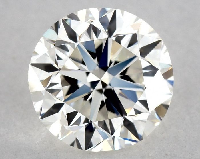 Diamond - 0.81 ct - Round - H - VS2, VG/VG/VG | IGI
