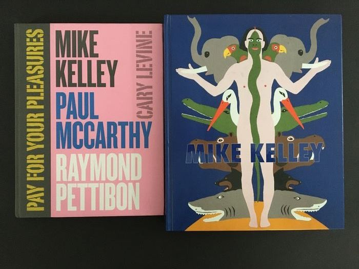 Mike Kelley - Lot with 2 books - 2013