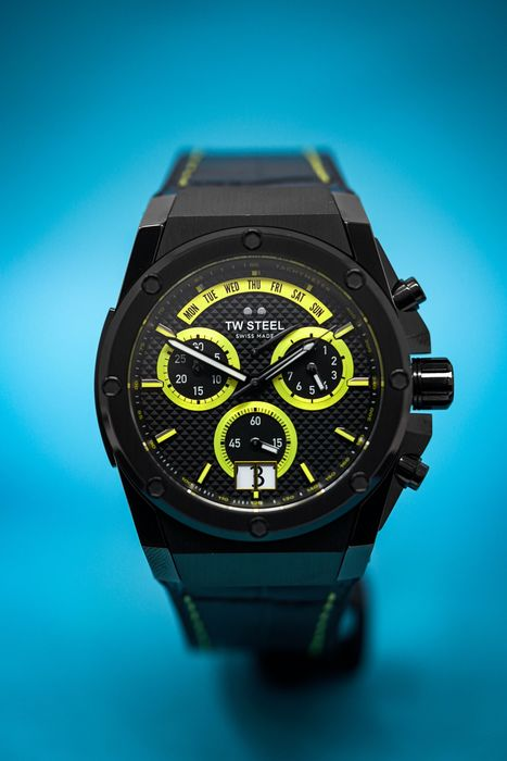 """TW Steel - Ace Genesis Chronograph Limited Edition - ACE116 """"NO RESERVE PRICE"""" - Herren - BRAND NEW"""