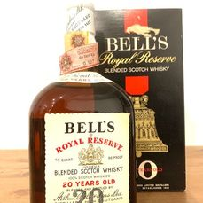 Bell's 20 years old Royal Reserve - b. Anni '60 - 75cl