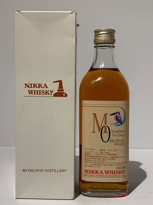 Miyagikyo Original Whisky 'Kingfisher' - Nikka - 500ml