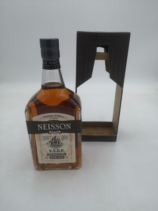 Neisson 2014 5 years old - VSOP Vintage Edition - LMdW - b. 2020 - 70cl