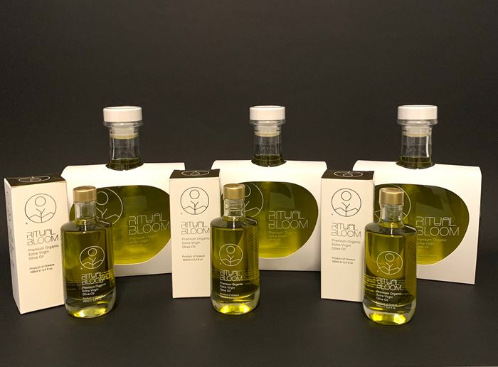 Ritual Bloom - Extra virgin olive oil - 6 - 3x500ml, 3x100ml