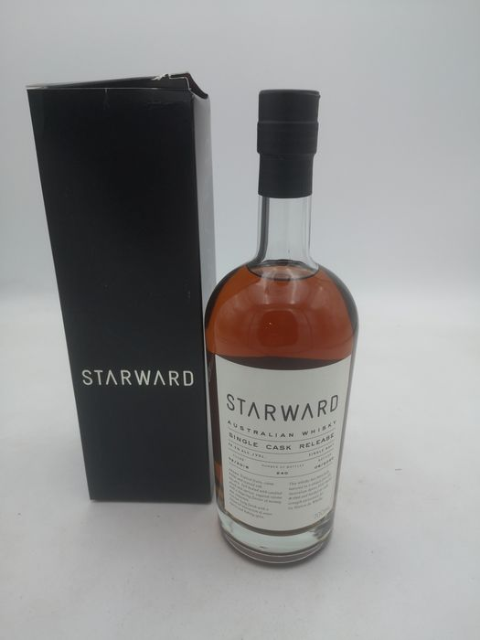 Starward 2016 Apera Single Cask Release - French Connections - Original bottling - b. 2020 - 70 cl