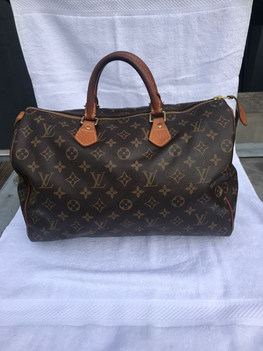 Louis Vuitton - Speedy 35 Bolso de mano