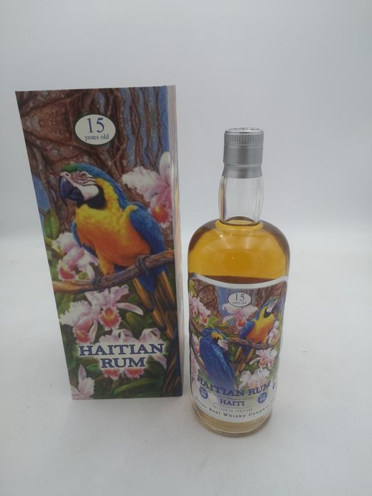 Silver Seal 2004 15 years old - Haitian Rum - Single Cask 79 - b. 2020 - 70cl