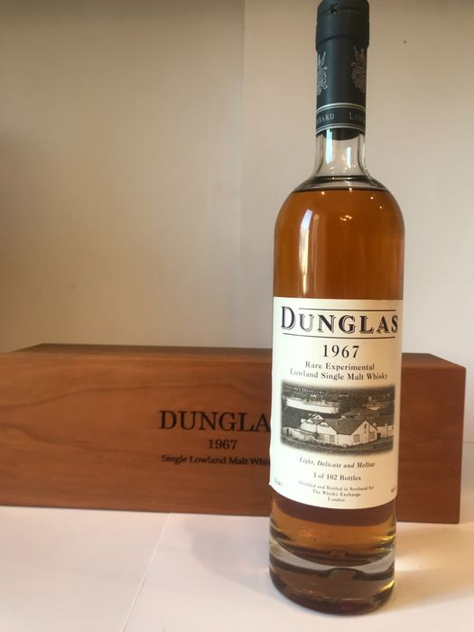 Littlemill Dunglass 1967 Lombard - Speciality Drinks Ltd (SMS) - 70cl