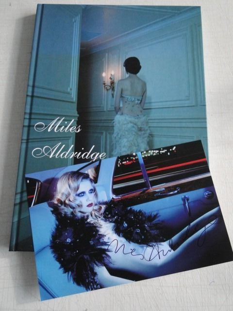 Miles Aldridge - The Cabinet [with signed invitation card] - 2006