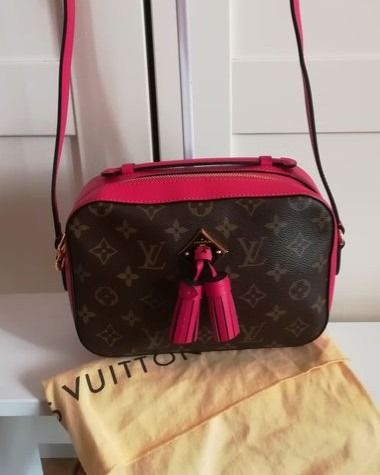 Louis Vuitton - Saintonge Bandolera