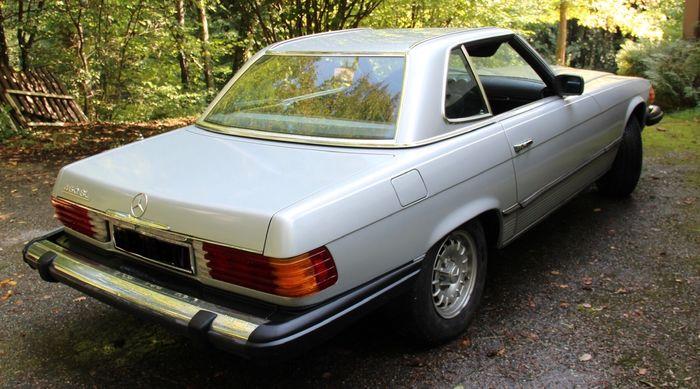 Mercedes-Benz - 450 SL - 1977