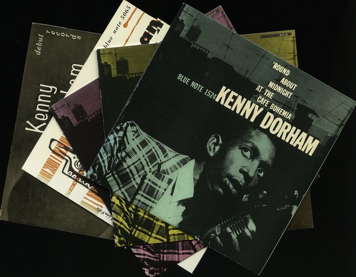 Kenny Dorham - Five albums by this Jazz trumpeter - Four include Blue Note releases from Japan - Diverse Titel - LP's - 1976/1991
