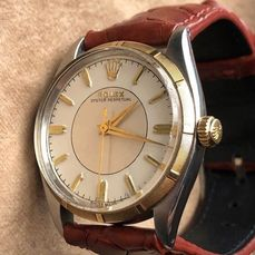 Rolex - Oyster-Perpetual - 6564/6565 - Unisex - 1950-1959