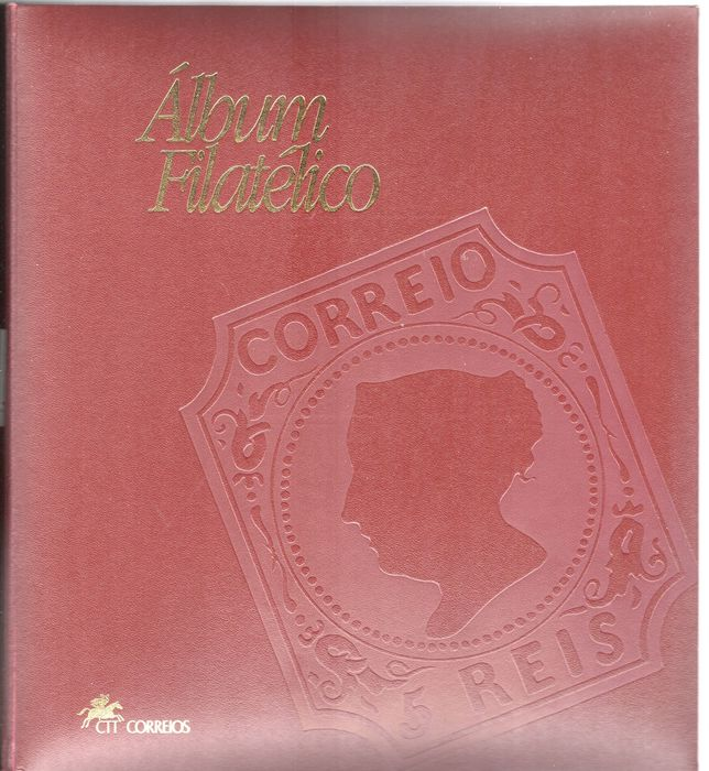 Portugal 1989/1990 - Collection in CTT Album with all in Blocks Series and Booklets