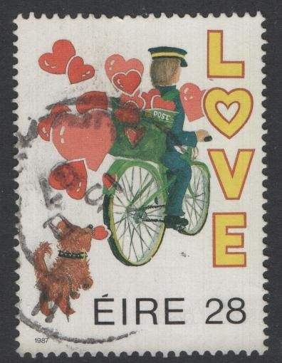 Ireland 1922/2016 - Collection on pages