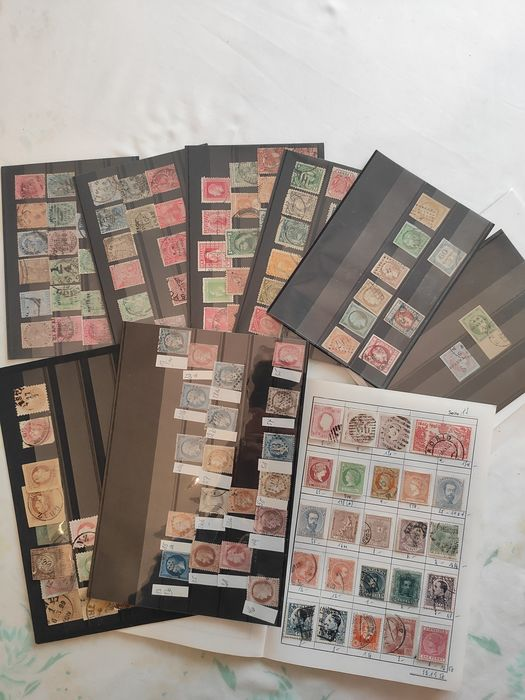 World 1850/1960 - Stock from the world with good values! 174 photos to inspect!