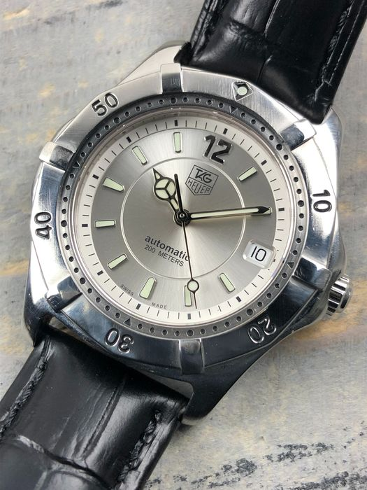 TAG Heuer - Professional 2000 Automatic - WK2116 - Men - 2000-2010