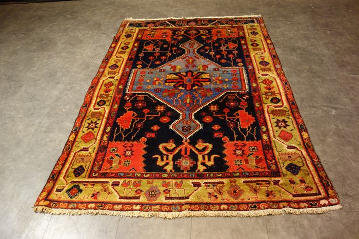 Antiker Malayer iran - Carpet - 210 cm - 140 cm