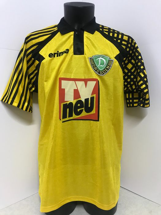 Dynamo Dresden - German Football League - 1994 - Jersey