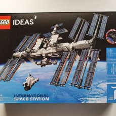 LEGO - Ideas - 21321 - NEW & SEALED: Internationaal ruimtestation - 2000-present
