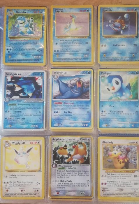 Gamefreak - Pokémon - Trading card Pokemon kaarten + verzamelboek