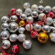 Christmas Decorations Auction