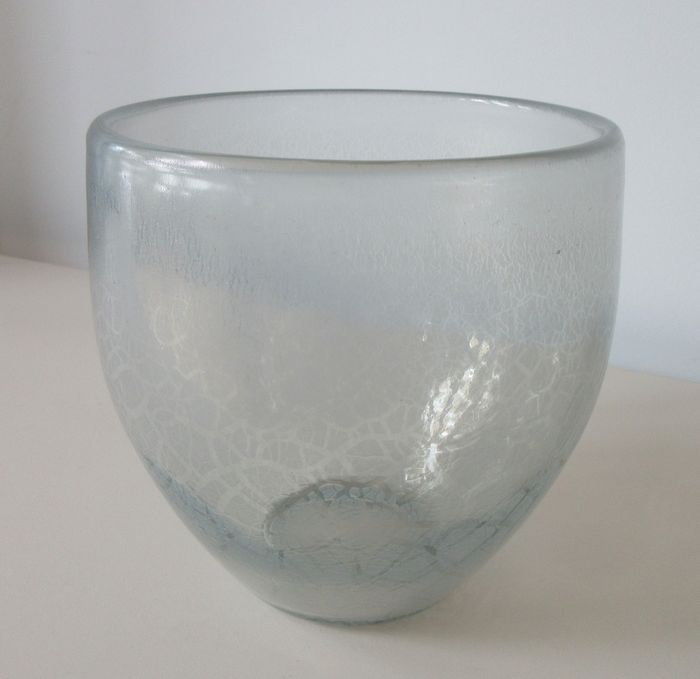 A.D. Copier - Glasfabriek Leerdam - Serica vase no. 65