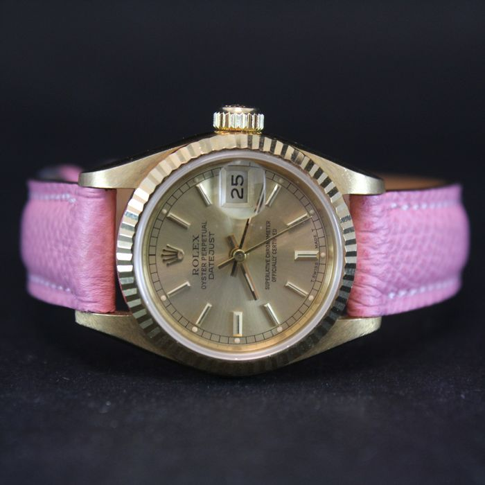 Rolex - Oyster Perpetual Datejust - 69178  NO RESERVE PRICE - Women - 1990-1999