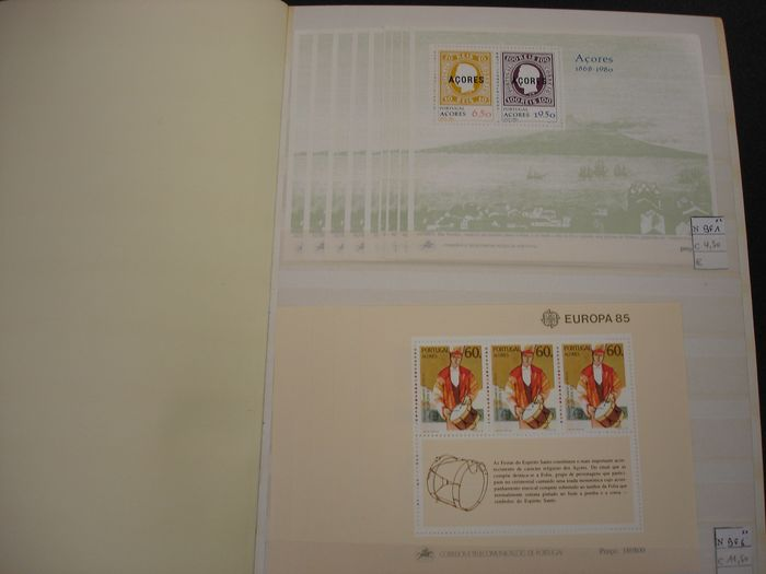 Portuguese Colonies - Collection on stock pages - Yvert