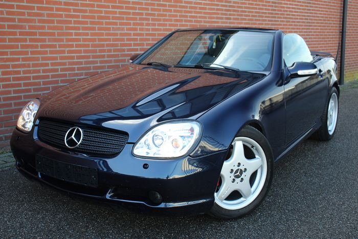 Mercedes-Benz - SLK 200 Kompressor - 2000