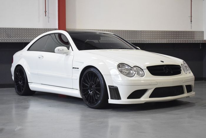 Mercedes-Benz - CLK 63 AMG Coupé Black Series 6,3L V8 - NO RESERVE - 2008