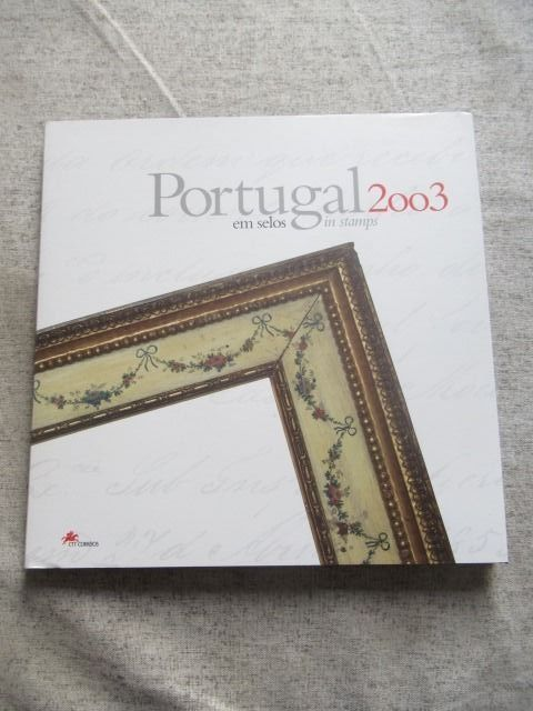 Portugal 2003/2004 - 2 books of stamps of 2 years, complete.