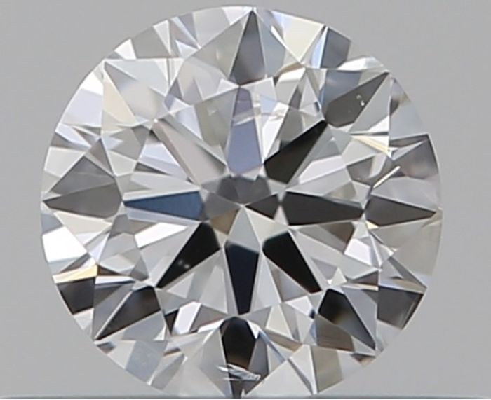 Diamond - 0.30 ct - Brilliant - E - SI1, low Reserve Price