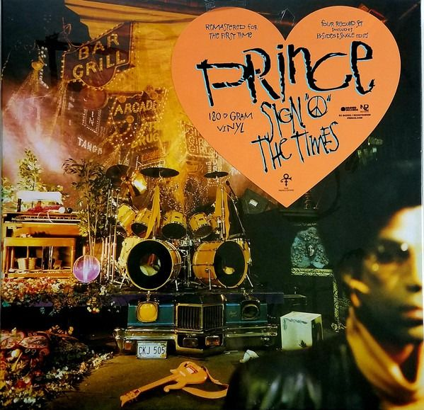 "Prince - Sign ""O"" The Times - Limited box set - 2020/2020"