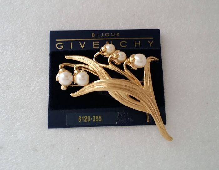 Givenchy - Lily Of The Valley - Brooch