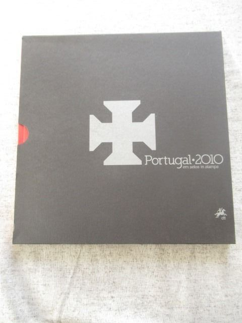 Portugal 2010 - Book of stamps of the full year.