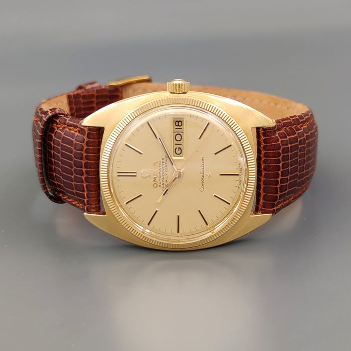 Omega - Constellation Automatic - 168.029 - Homme - 2000-2010
