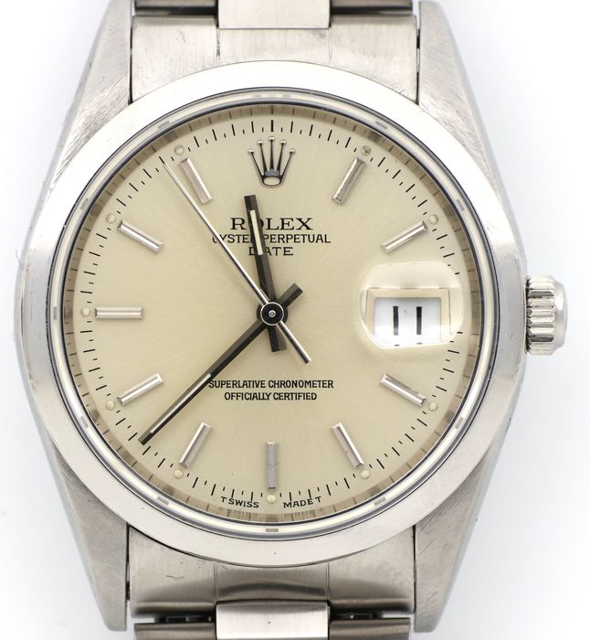 Rolex - Oyster Perpetual Date - 15200 - Unisex - 2000-2010