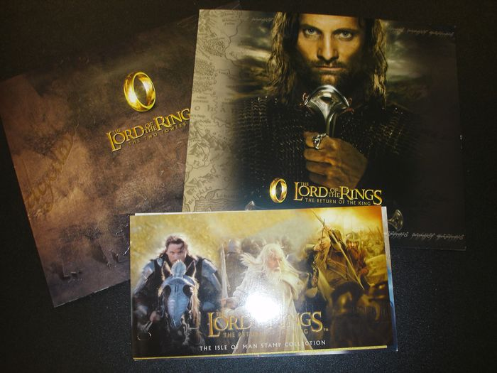 Lord of the Rings - Collection of special issues