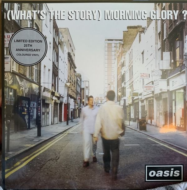 Oasis - (What's The Story) Morning Glory ? || Limited Edition || Mint&Sealed !!! - 2x LP Album (Doppelalbum) - 2020/2020