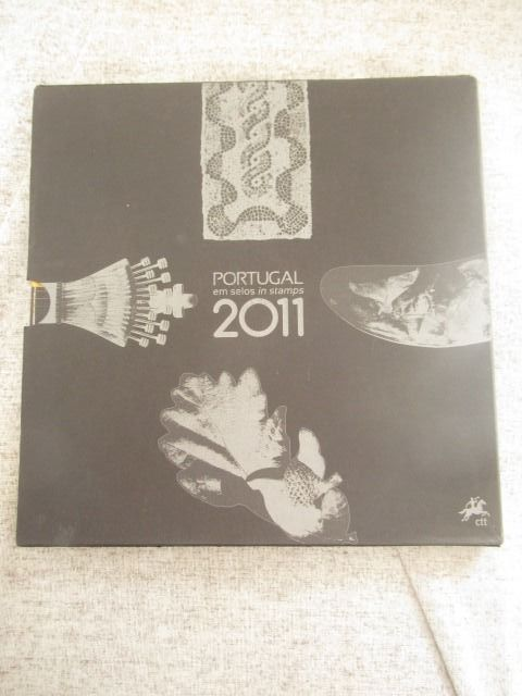 Portugal 2011 - Book of stamps of the full year.