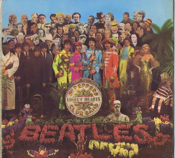 Beatles - Sgt. Pepper's Lonely Hearts Club Band [1st UK Pressing] - Album LP - 1967
