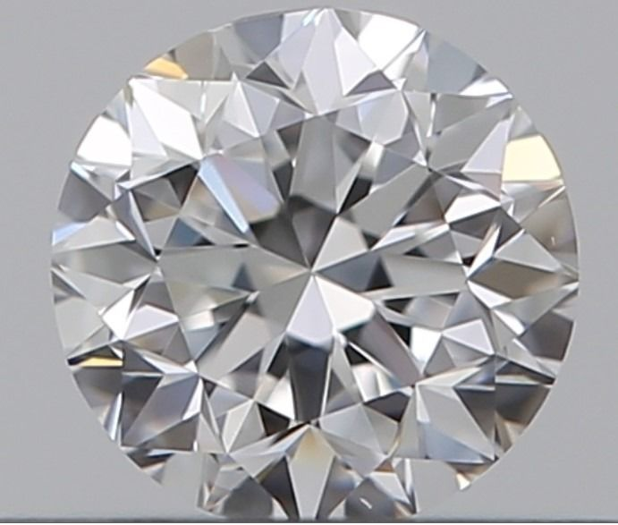 Diamante - 0.31 ct - Brillante - D (incoloro) - VS1, no reserve price